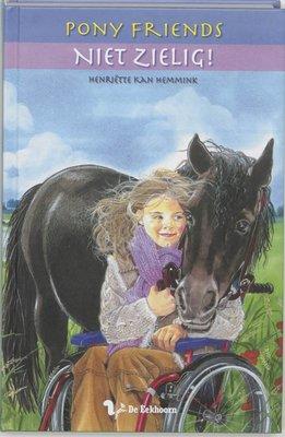Pony friends - Niet zielig!