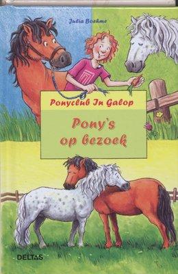 Ponyclub In Galop - Pony's op bezoek