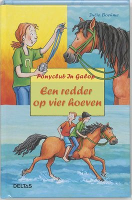 Ponyclub In Galop - Een redder op vier hoeven
