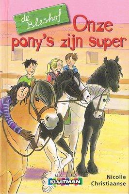 De Bleshof - Onze pony's zijn super