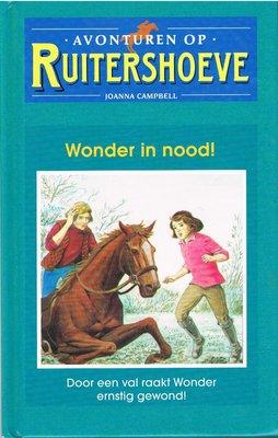 Avonturen op Ruitershoeve - Wonder in nood!