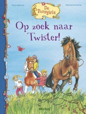 De Ponygirls - Op zoek naar Twister!