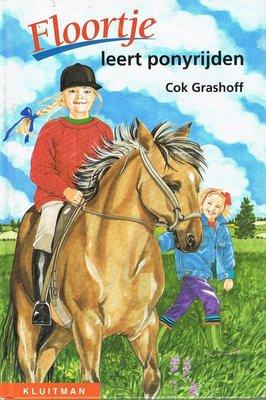 Floortje - leert ponyrijden