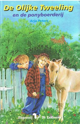 De Olijke Tweeling - En de ponyboerderij