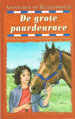 Avonturen op Ruitershoeve - De grote paardenrace