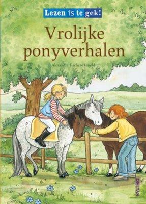 Vrolijke ponyverhalen - Lezen is te gek!