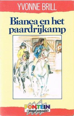 Bianca 10 - Bianca en het paardrijkamp