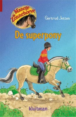 Manege de Zonnehoeve - De superpony
