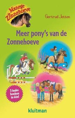 Manege de Zonnehoeve - Meer pony's van de Zonnehoeve