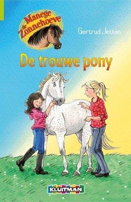 Manege de Zonnehoeve - De trouwe pony