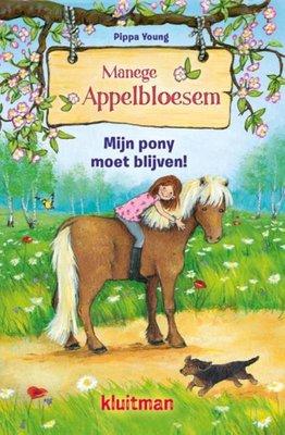 Manege Appelbloesem - Mijn pony moet blijven!