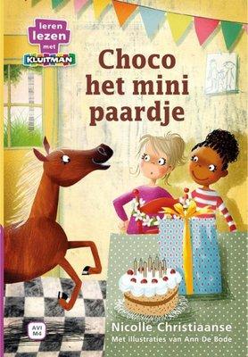 Choco het mini paardje