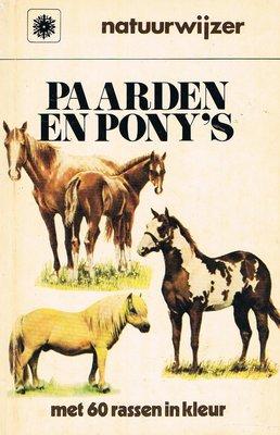 Natuurwijzer - Paarden en pony's