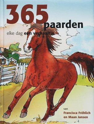 365 Paarden - elke dag een verhaaltje