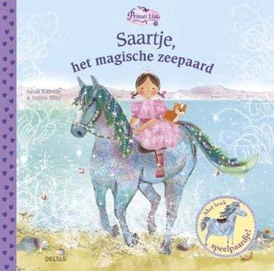 Prinses Lisa - Saartje, het magische zeepaard