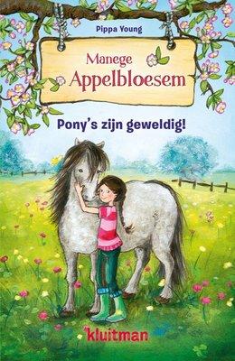 Manege Appelbloesem - Pony's zijn geweldig!
